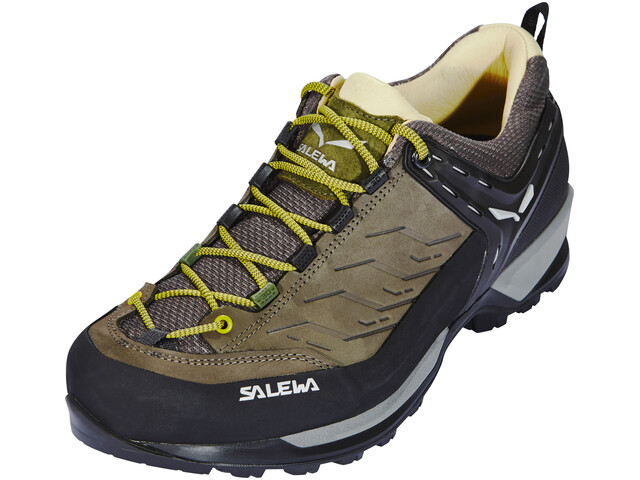 Salewa M's MTN Trainer L Shoes Walnut/Golden Palm
